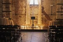 Ceremony: places / Свадебные залы