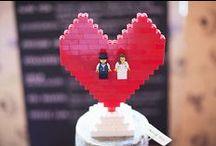 Theme: Lego wedding