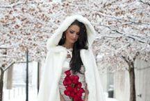 Season: winter wedding