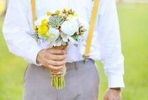 Color  wedding: Yellow
