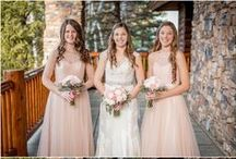 Bridal Party Portraits - Emily Kowalski Photography / You've chosen the most important people in your life to stand up with you on this day.