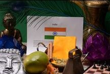 India / About the food and culture of India. Get recipes and learn about the country. Each week we explore a new country. Join the culinary journey around the world it's free at http://www.internationalcuisine.com