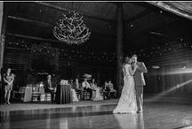 Wedding Reception - Emily Kowalski Photography / When it's time to relax and celebrate!