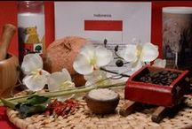 Indonesia / About the food and culture of Indonesia. Get the recipes and learn about the culture, it's free at http://www.internationalcuisine.com