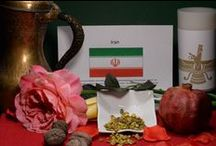 Iran / About the food and culture of Iran. Get great recipes and join the culinary adventure around the world, it's free at http://www.internationalcuisine.com