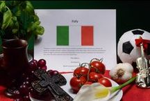 Italy / About the food and culture of Italy. Get great recipes and learn about the country. Join the culinary journey around the world, it's free at http://www.internationalcuisine.com