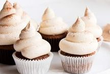 Cupcake Recipes / Cupcake recipes that are easy to make from scratch, everything from a basic vanilla cupcake to healthy cupcake recipes.