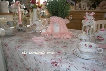 Le mie tavole romantiche / The Romantic Rose