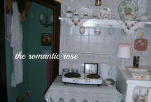 La mia casetta di biancaneve / la mia camera romantica