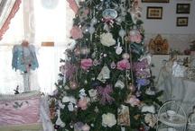 Alberi di Natale / albero oro anna