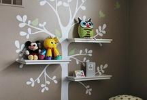 Nursery Ideas / Nursery decoration ideas