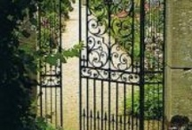 Beyond The Gate / Just follow the path through the Gate .........