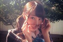 Reinyan / AKB48 Fujie Reina / by Fujie Nyan