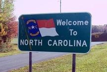 North Carolina / by Martha P. Owen