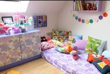 * Bedrooms for boys and girls * / by ** Ursula **
