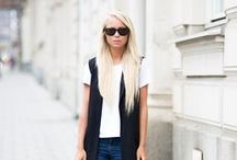 Inspiring Outfits / A collection of fashion outfits, discover the trends of the moment. Have a look at these great matches of clothes and glasses to get inspired. In this board you will find a wide variety of sunglasses and glasses for your face shape.
