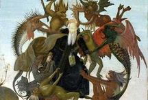 The Sky is Falling, & other Apocalyptic Terrors through the Ages / Demons, Devils & Dominion, oh my!