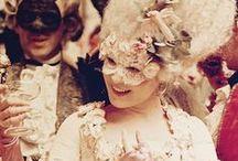 Wigs on Whigs:  Rococo Madams & Pompadour Queens