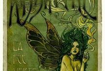 Romantic Bohemia: the Universe of Mucha and the Glorification of Nature / Art Nouveau from that time 'til this.