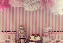 ❤ Food: Sweet Tables ❤