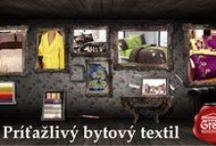 Greno - príťažlivý bytový textil / Už vyše 20 rokov vyrábame pre vás bytový textil najvyššej kvality. Posteľné obliečky, prestieradlá, prehozy, deky, uteráky a osušky, župany, originálne darčeky z uterákov, obrusy...