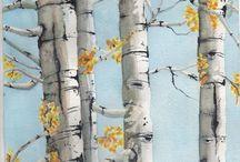 Watercolor / Painting/art