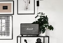 INTERIOR DESIGN / For my next apartment/condo/house.