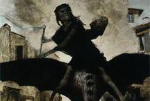 The Black Death: Plague Doctors & Patients in Medieval Europe
