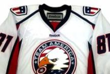 Hockey Jerseys / Custom hockey jerseys made in-house at MonkeySports