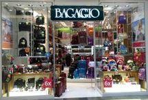 Lojas Bagaggio pelo  Brasil / Conheça as nossas lojas espalhadas pelo Brasil!