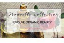 Evolve Organic Beauty / Evolve est une gamme de cosmétiques biologiques et écologiques anglosaxonne qui nous a particulièrement séduite par l'efficacité de ses produits, la qualité de ses ingrédients naturels, son odeur gourmande et son packaging raffiné, élégant et 100% recyclable.