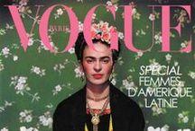 Frida Kahlo Moodboard