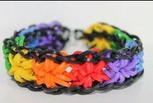 ❤ Rainbow Loom ❤