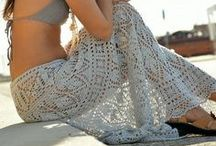 2A - crochet skirts / crochet skirts