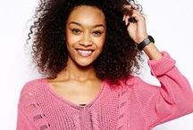 3A - sweaters, pullovers, tops / knitted and crochetted women's sweaters, pullovers, tops, blouses