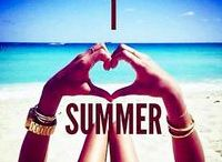❤ Seasons: summer ❤ / My favorite season! I wish it could be summer all year ...