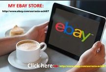 Ebay For Everyone... / Happy Pinning...Find, List, Buy, Sell  Your eBay, Amazon,  Bonanza, Etsy items...Feel free to invite others...Happy Pinning.....please No spam, no nudity, and no sexual content......Visit My eBay Store:  https://www.ebay.com/usr/starshops