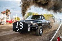 Truck Pulls