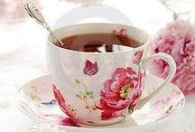 ❤ Drinks: Tea Time ❤