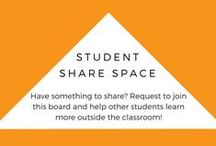 Student Share Space! / Are you a past, present, or future Nipissing University student? Request to join this board and share what you think are some important information, news, or tips for your fellow students!