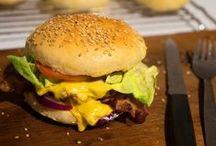 Fast Food / Schnell, lecker und selbst gemacht