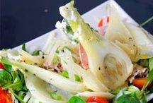 Frisch und Lecker / Von Gemüse, Obst und Salat - lauter gesunde Leckereien.