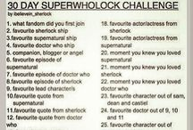 Superwholock Challenge / N/A