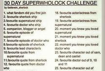 Superwholock Challenge / N/A