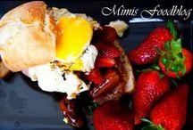 Breakfast / Ob süß, salzig, experimentell, gesund, europäisch, amerikanisch oder ausgefallen. Hier geht es rund ums Frühstück - und genüssliche Bruchs.  <3 ein perfekter Start in den Tag <3