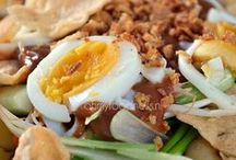❤ Food: Indonesian food ❤