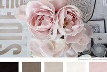 ❤ Home: Color schemes ❤