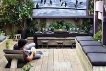 New Garden-RM / garden/patio