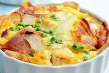 ❤ Food: Quiches ❤