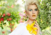 beautiful style / beautiful woman's style